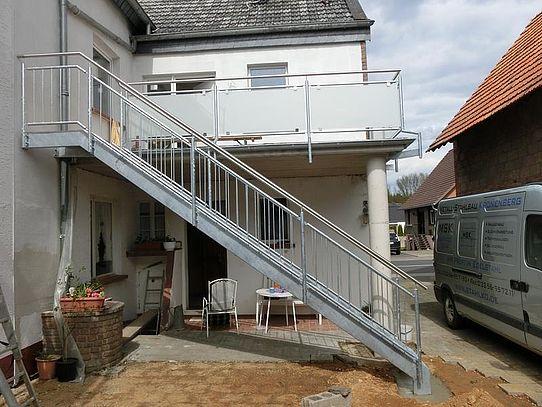 Treppe Weilerswist