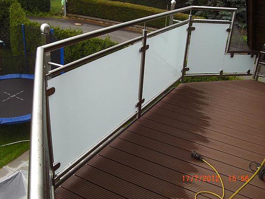 Sichtschutz Balkon