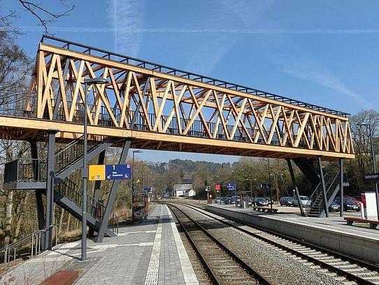 Brücke Stahlbau