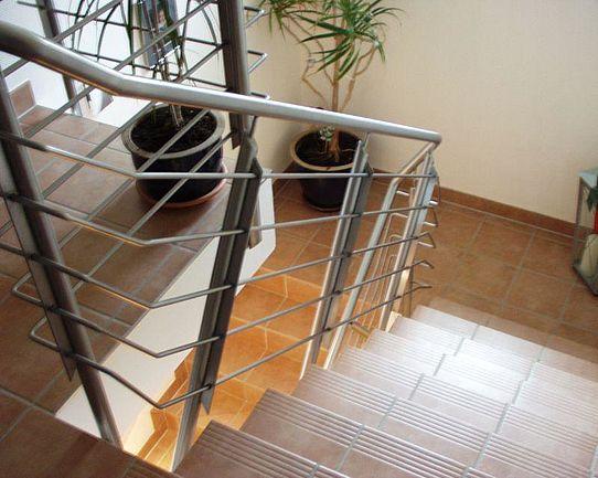 Geländer für Treppe