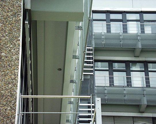 Geländer Bonn
